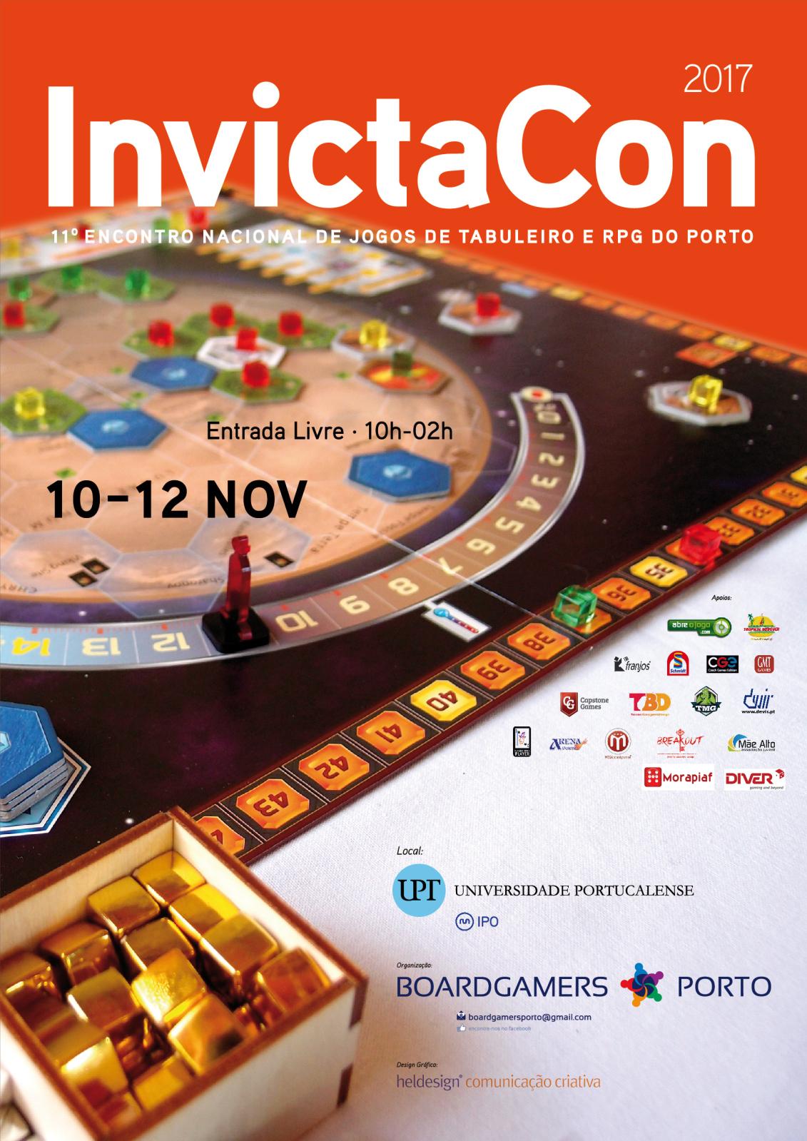 Imagem: InvictaCon
